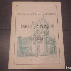 Kunst - Palencia. Rincones y paisajes. Dibujos a pluma. - 149488254