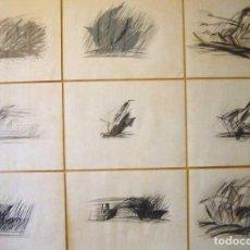 Arte: JOSEP AGUT: WAY TO AMERICA (1985). Lote 150959926