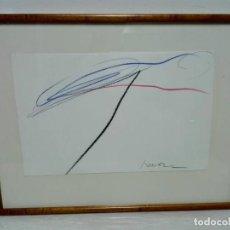 Arte: ALFONS BORRELL Y PALAZÓN (BARCELONA 1931) EN 1940 SE TRASLADÓ A SABADELL,. Lote 150978742