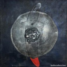Arte: PEDRO CASTRORTEGA - TÉCNICA MIXTA - 1993 - FIRMADA. Lote 153643758