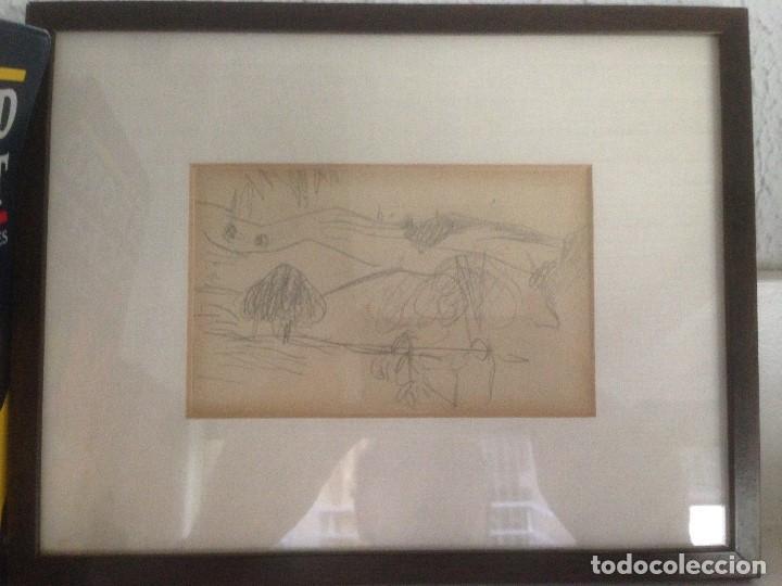 MIR, JOAQUIN. DIBUJO (Arte - Dibujos - Contemporáneos siglo XX)