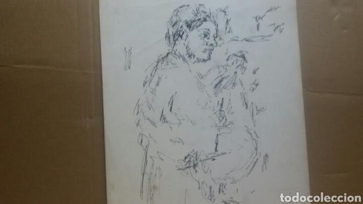 Arte: Dibujo chica tambolirera - Foto 2 - 154858834