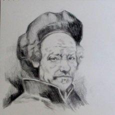 Arte: CABALLERO DE EPOCA OBRA DE GILABERTE. Lote 155018186