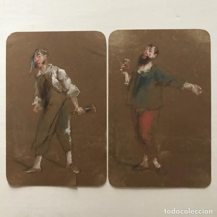 Arte: Originales con motivos de enología 13x20 cm - Foto 2 - 155090986