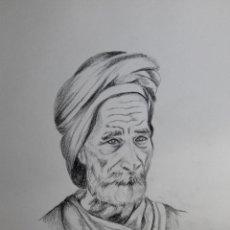 Beduino obra de Gilaberte