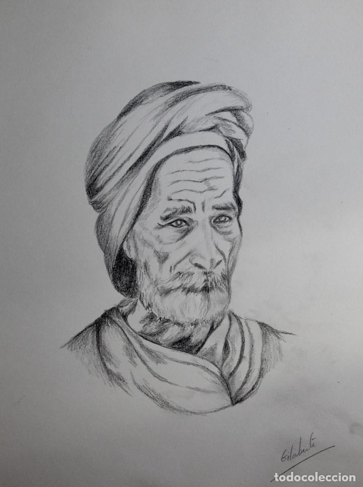 Arte: Beduino obra de Gilaberte - Foto 2 - 155480202