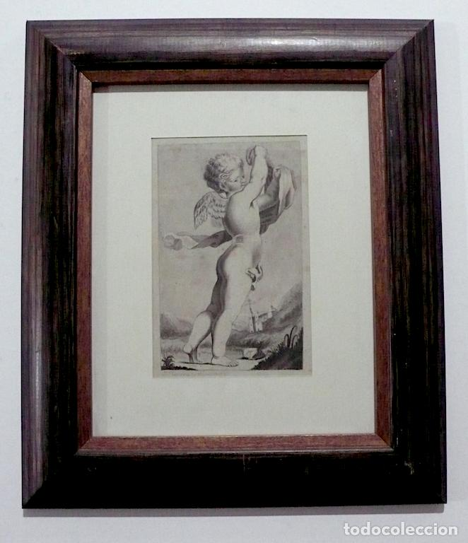 DIBUJO A LAPICERO Y GOUACH, CLASICO (Arte - Dibujos - Contemporáneos siglo XX)