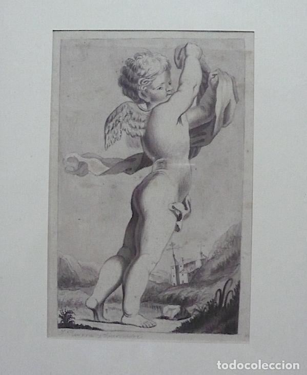Arte: DIBUJO A LAPICERO Y GOUACH, CLASICO - Foto 3 - 155829058