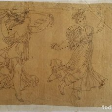 Arte: DIBUJO NEOCLÁSICO, SIGLO XVIII. Lote 156632506