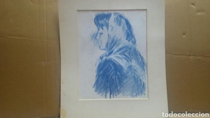 Arte: Dibujo La chica de la aldea original - Foto 3 - 156856586