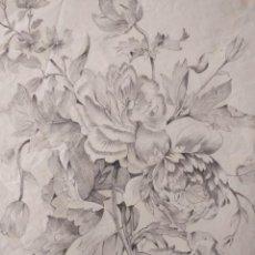Arte: MARAVILLOSO BODEGÓN EJECUTADO DE MANERA MAGISTRAL FIRMADO Y FECHADO EMILIE PUTTRICH 1845. Lote 157216302