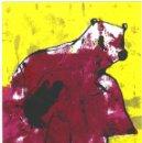 Arte: JAVIER PAGOLA. SERIGRAFÍA 22,2X31 CM. (2008). Lote 157695554