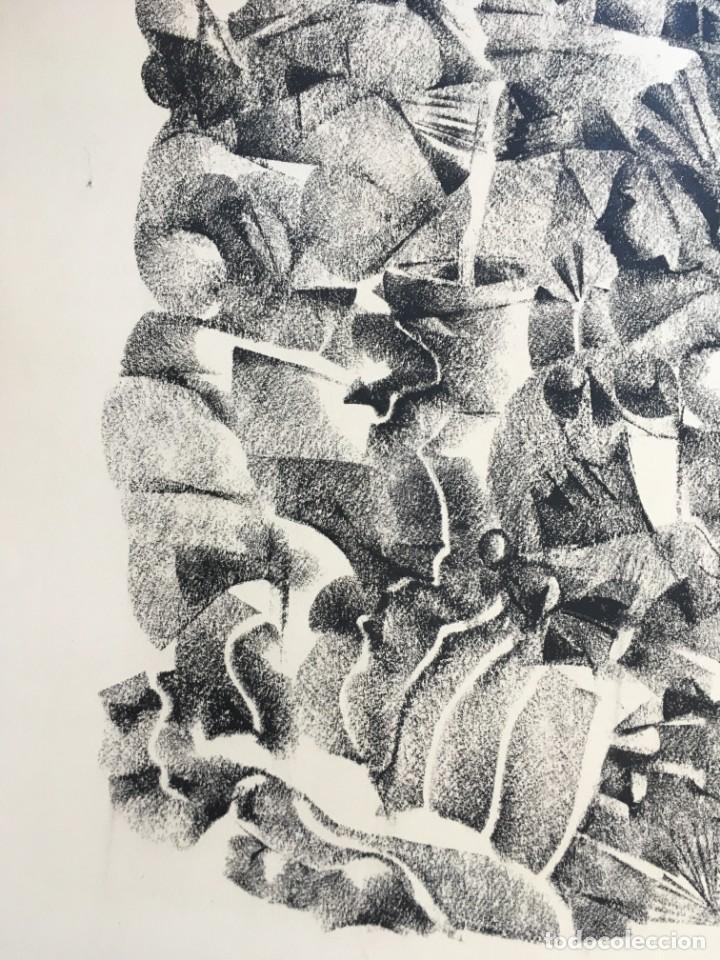 Arte: Dibujo sobre papel de Granados Llimona, año 1982 - Foto 5 - 158932038