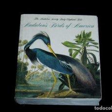 Arte: LIBRO PÁJAROS DE AMÉRICA POR AUDUBÓN. Lote 159698346
