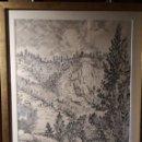 Arte: PERE MARRA, 1920 - PINTOR DE ( CASTELLAR DEL VALLES ). Lote 160568242