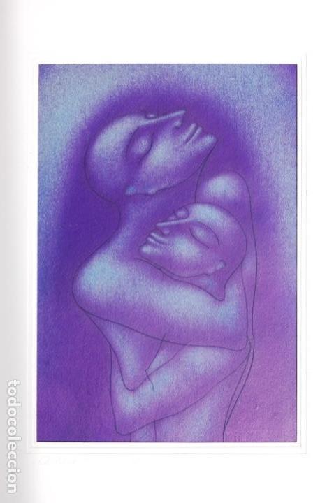 Arte: Firma sin identificar . Precioso dibujo de 15x21,5 enmarcado en 32x42. - Foto 4 - 160606238