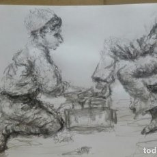 Arte: LIMPIABOTAS ORIGINAL. Lote 160718578