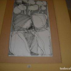 Arte: GRANADOS LLIMONA SIGLO XX DIBUJO. Lote 162242130