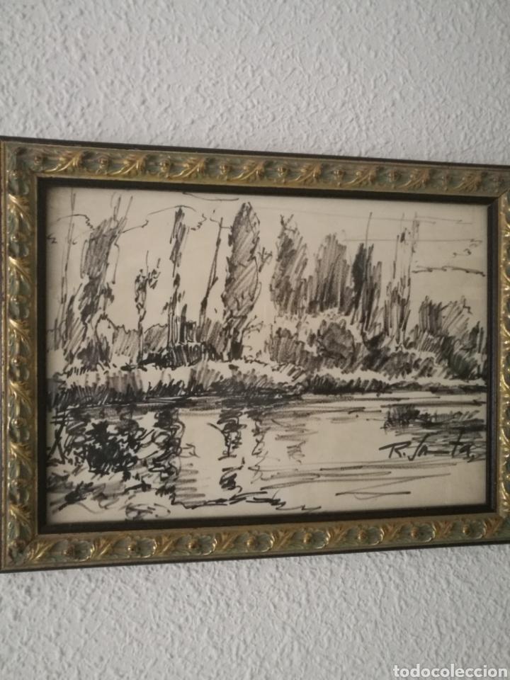 RICARDO SACRISTÁN ARRIETA (Arte - Dibujos - Modernos siglo XIX)
