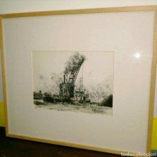 Arte: BALLEYGUIER. FRANCIA 1956. SABLES DOLONNE. ENVIO CERTIFICADO INCLUIDO.. Lote 163029098