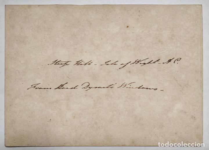 Arte: Magistral paisaje a plumilla con tinta, firmado, posiblemente finales del siglo XVIII, gran calidad - Foto 2 - 163042778