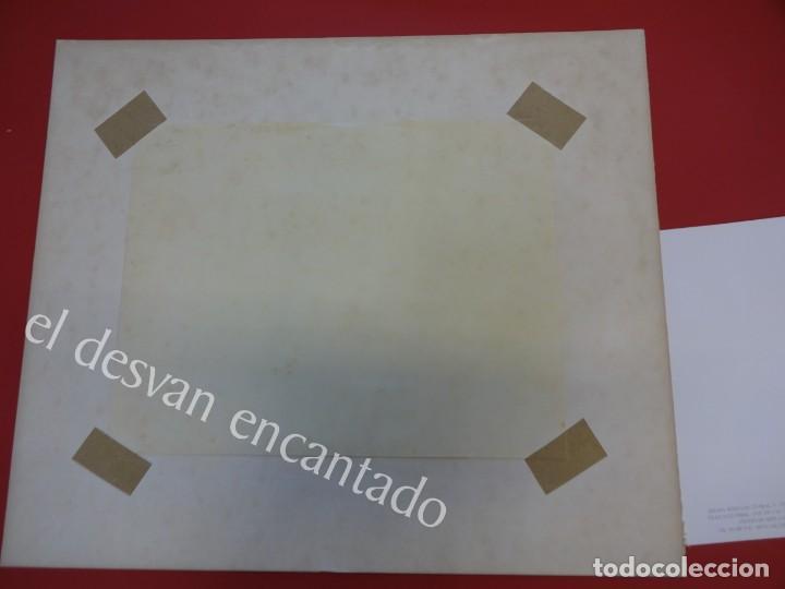 Arte: PLA NARBONA. Alfabeto Surreal I. Obra original con certificado. 31 x 25 ctms - Foto 6 - 164120746