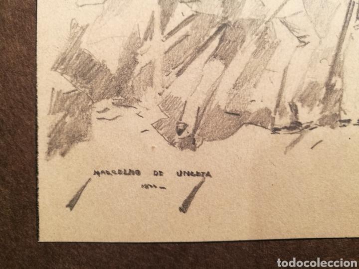 Arte: ESCENA BÉLICA POR MARCELINO DE UNCETA (1835-1905) - Foto 2 - 164612398
