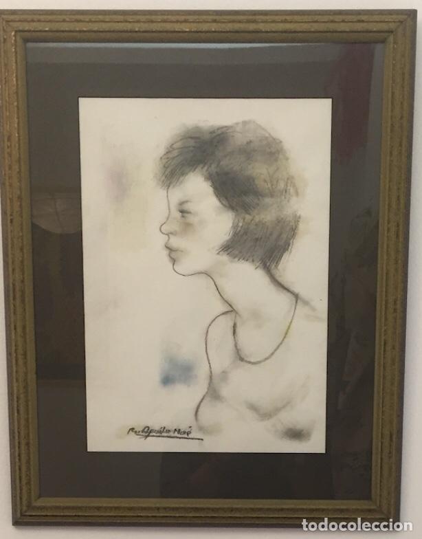 RAMON AGUILAR MORE (Arte - Dibujos - Contemporáneos siglo XX)