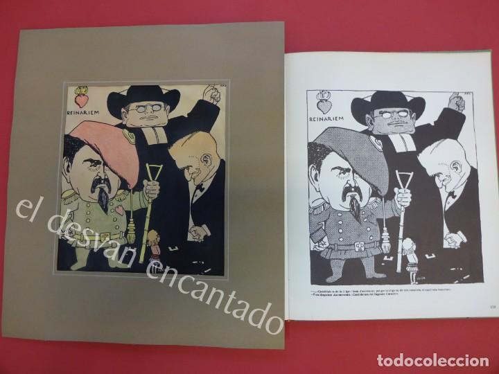Arte: Feliu ELIAS i BRACONS (APA) 1878-1948. Dibujo original portada PAPITU nº 74. 21x18 ctms - Foto 2 - 165460070