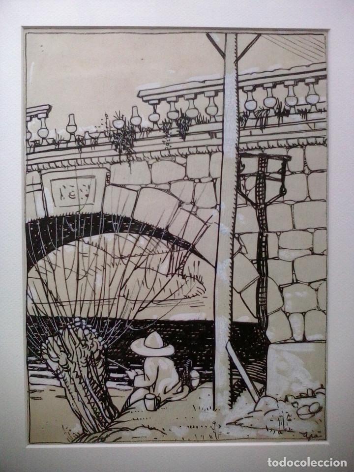 FELIU ELÍAS BRACONS, APA (Arte - Dibujos - Contemporáneos siglo XX)