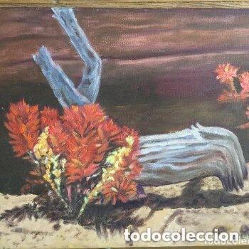 Arte: Lote de dos obras con temas marinos de Concepción Cuende - Foto 4 - 165797426