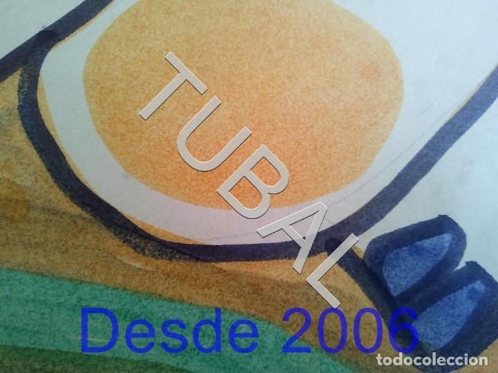 Arte: TUBAL DIBUJO SURREALISTA DE RAFAEL DE COZAR 1973 FONDO LIBRERIA FULMEN SEVILLA GRUPIC - Foto 6 - 166690673