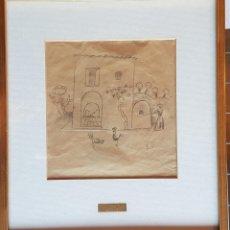 Arte: EMILIO VARELA - MASÍA, PARRALET, POLLASTRES Y FORNET. Lote 167085348