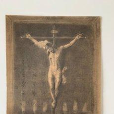 Arte: CARBONCILLO SIGLO XVIII. Lote 167942322