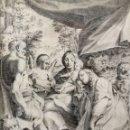 Arte: ESCUELA ITALIANA, S.XVIII.. Lote 168002625