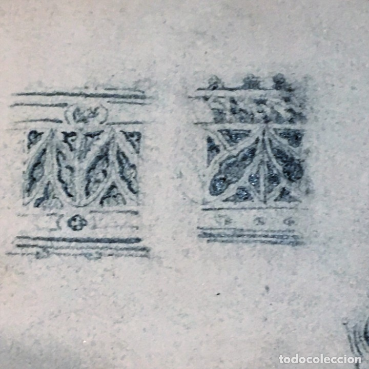 Arte: Autorretrato y cuadernillo de dibujos de José Arija Saiz (Burgos S XIX-Madrid 1920) - Foto 59 - 169460820
