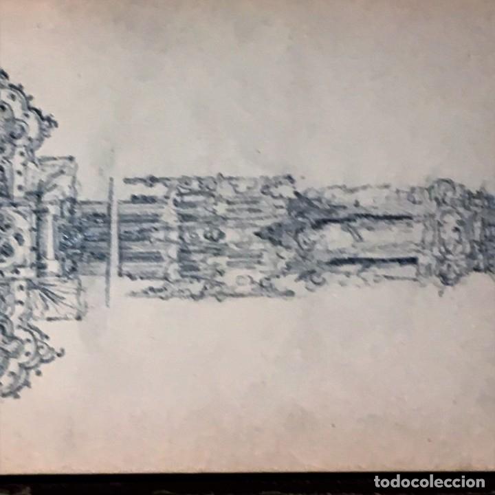 Arte: Autorretrato y cuadernillo de dibujos de José Arija Saiz (Burgos S XIX-Madrid 1920) - Foto 66 - 169460820