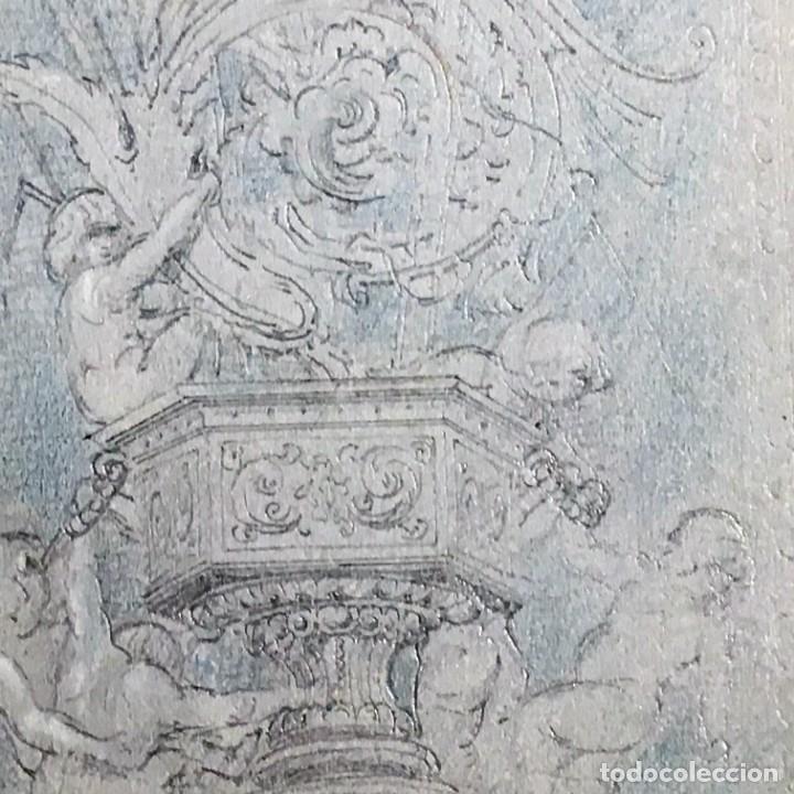 Arte: Autorretrato y cuadernillo de dibujos de José Arija Saiz (Burgos S XIX-Madrid 1920) - Foto 88 - 169460820