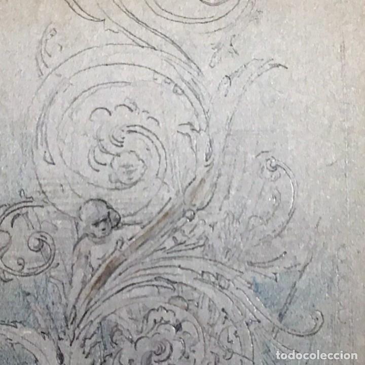 Arte: Autorretrato y cuadernillo de dibujos de José Arija Saiz (Burgos S XIX-Madrid 1920) - Foto 90 - 169460820