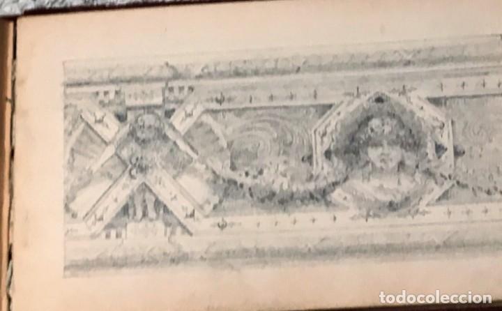 Arte: Autorretrato y cuadernillo de dibujos de José Arija Saiz (Burgos S XIX-Madrid 1920) - Foto 94 - 169460820