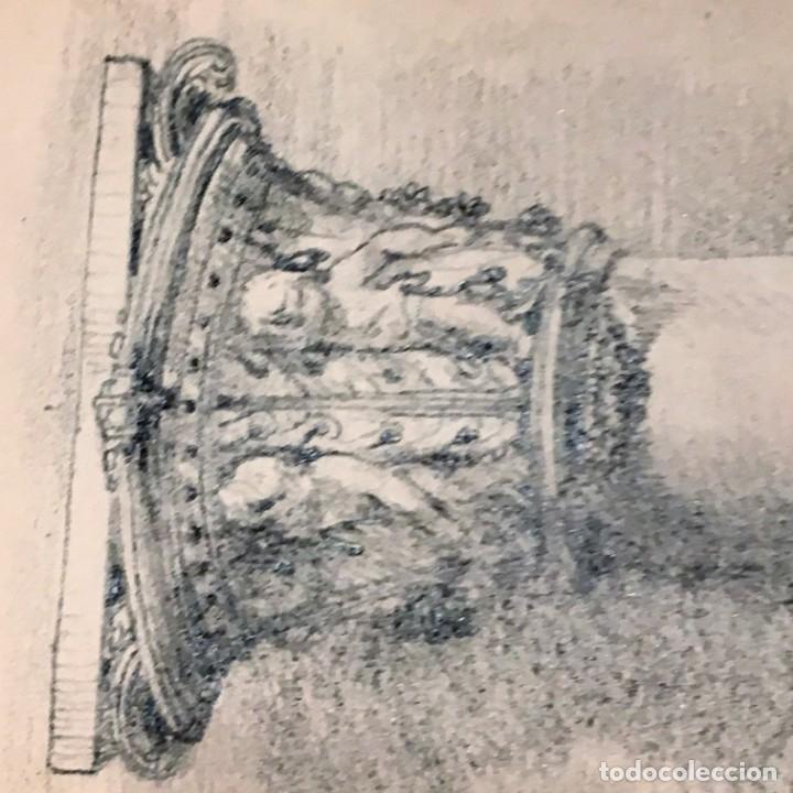 Arte: Autorretrato y cuadernillo de dibujos de José Arija Saiz (Burgos S XIX-Madrid 1920) - Foto 102 - 169460820