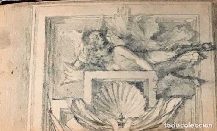 Arte: Autorretrato y cuadernillo de dibujos de José Arija Saiz (Burgos S XIX-Madrid 1920) - Foto 105 - 169460820