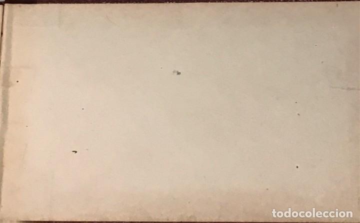 Arte: Autorretrato y cuadernillo de dibujos de José Arija Saiz (Burgos S XIX-Madrid 1920) - Foto 110 - 169460820