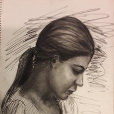 Arte: CUADRO DEL PINTOR CALABUIG PRADO. Lote 169694522
