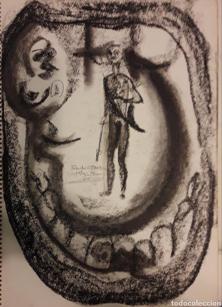 CUADRO DEL PINTOR CALABUIG PRADO (Arte - Dibujos - Contemporáneos siglo XX)