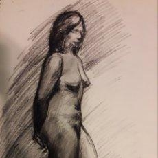 Arte: CUADRO DEL PINTOR CALABUIG PRADO. Lote 169695050