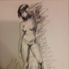 Arte: CUADRO DEL PINTOR CALABUIG PRADO. Lote 169695156