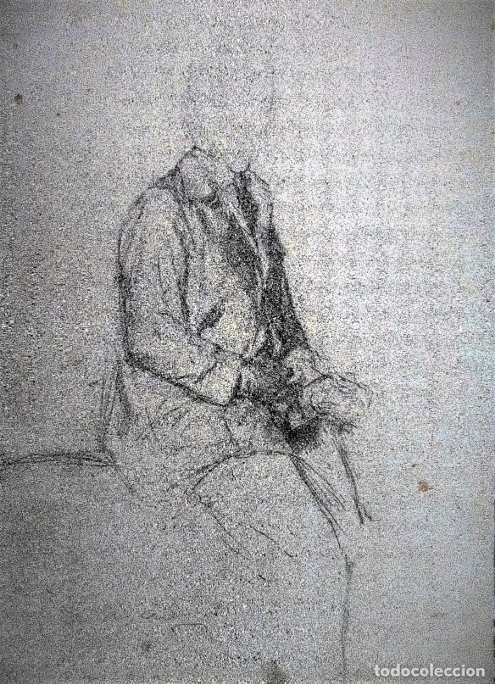 Arte: Ricard Arenys. Lote 10 dibujos originales - Foto 8 - 170095908