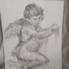 Arte: ANGEL ORIGINAL. Lote 171630040