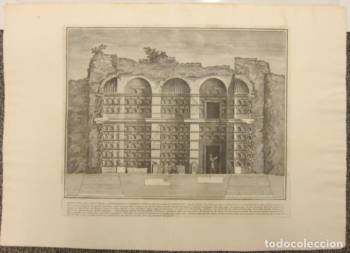 Arte: Girolamo Rossi - Estudio arquitectónico - Foto 2 - 171964572